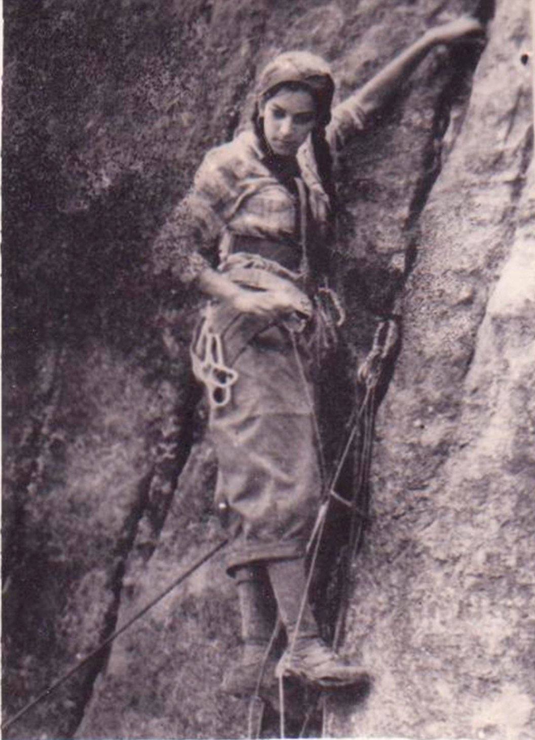 Sexy Women Climbers